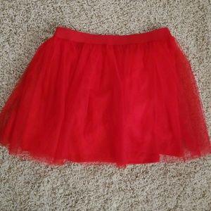 Spirit Skirts - Red Petticoat